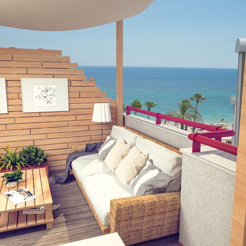 Ático en Calpe / Calp, Playa de Fossa-Levante, venta