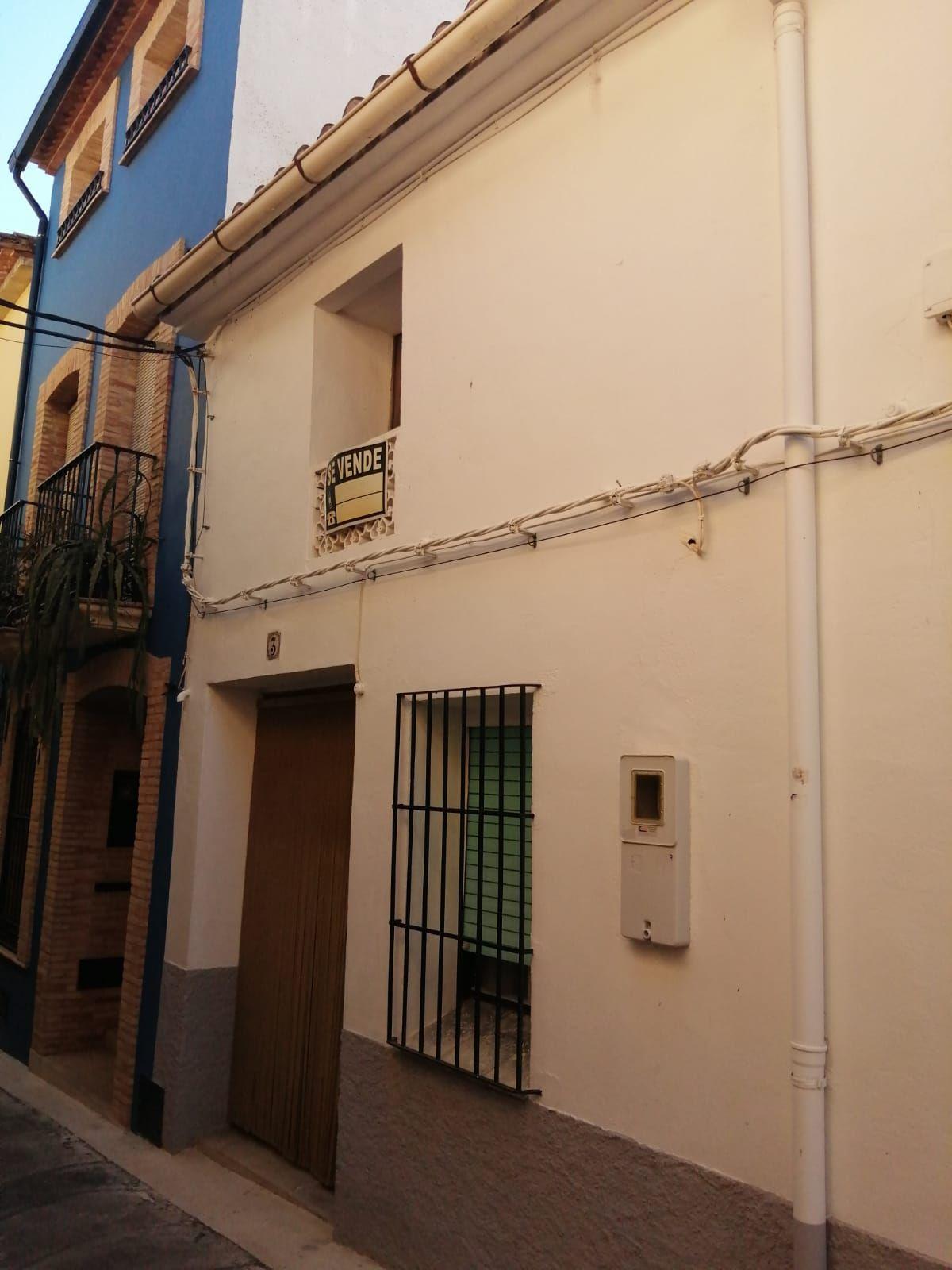 Town House in La Vall de Laguar, for sale