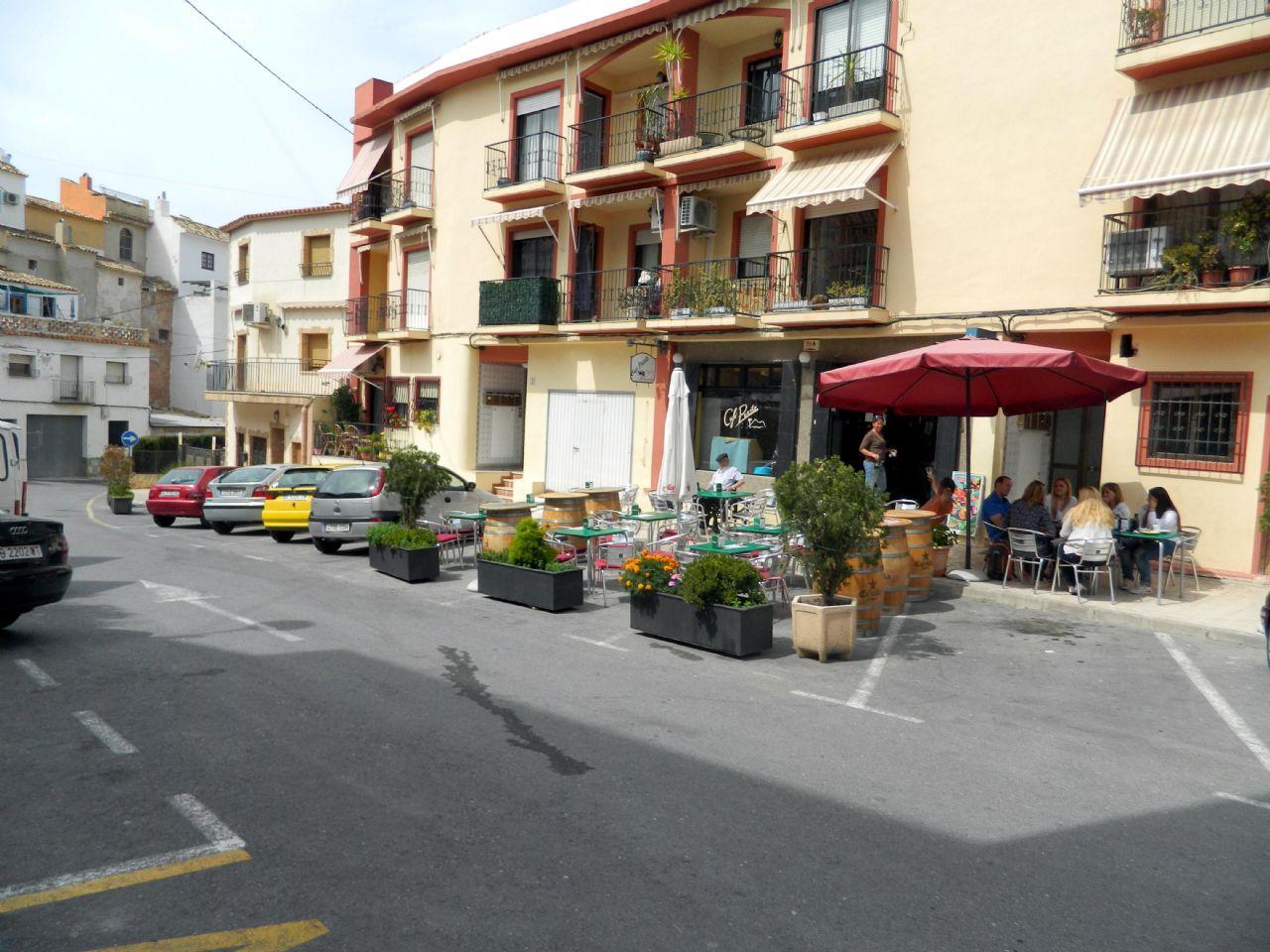 Local comercial en Finestrat, Carrer Figueretes, traspaso