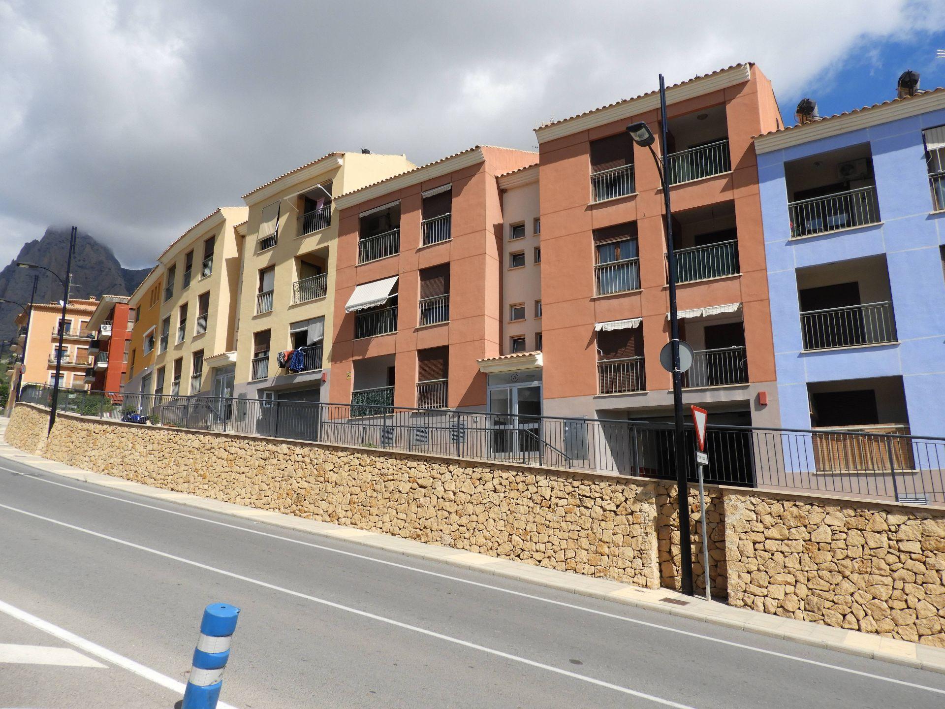 Garaje / Parking en Finestrat, Residencial Puig Campana, venta