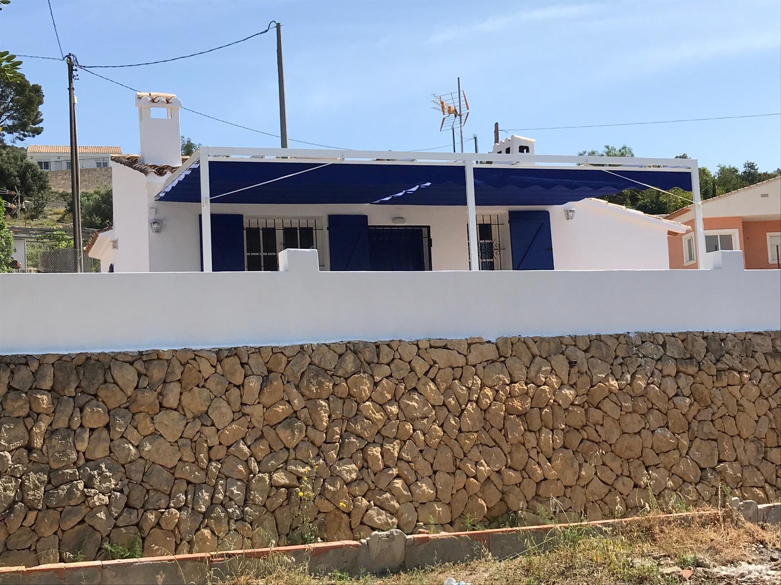 Casa de campo en Finestrat, Partida Almarjalet, alquiler