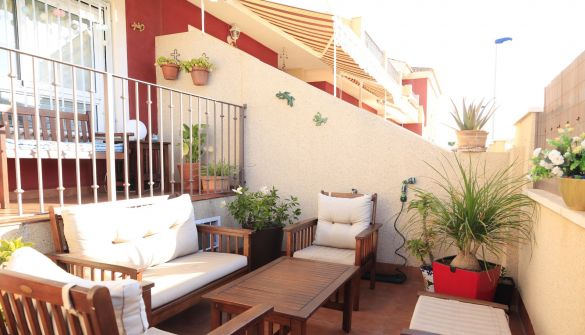 Terraced House in San Javier, for sale