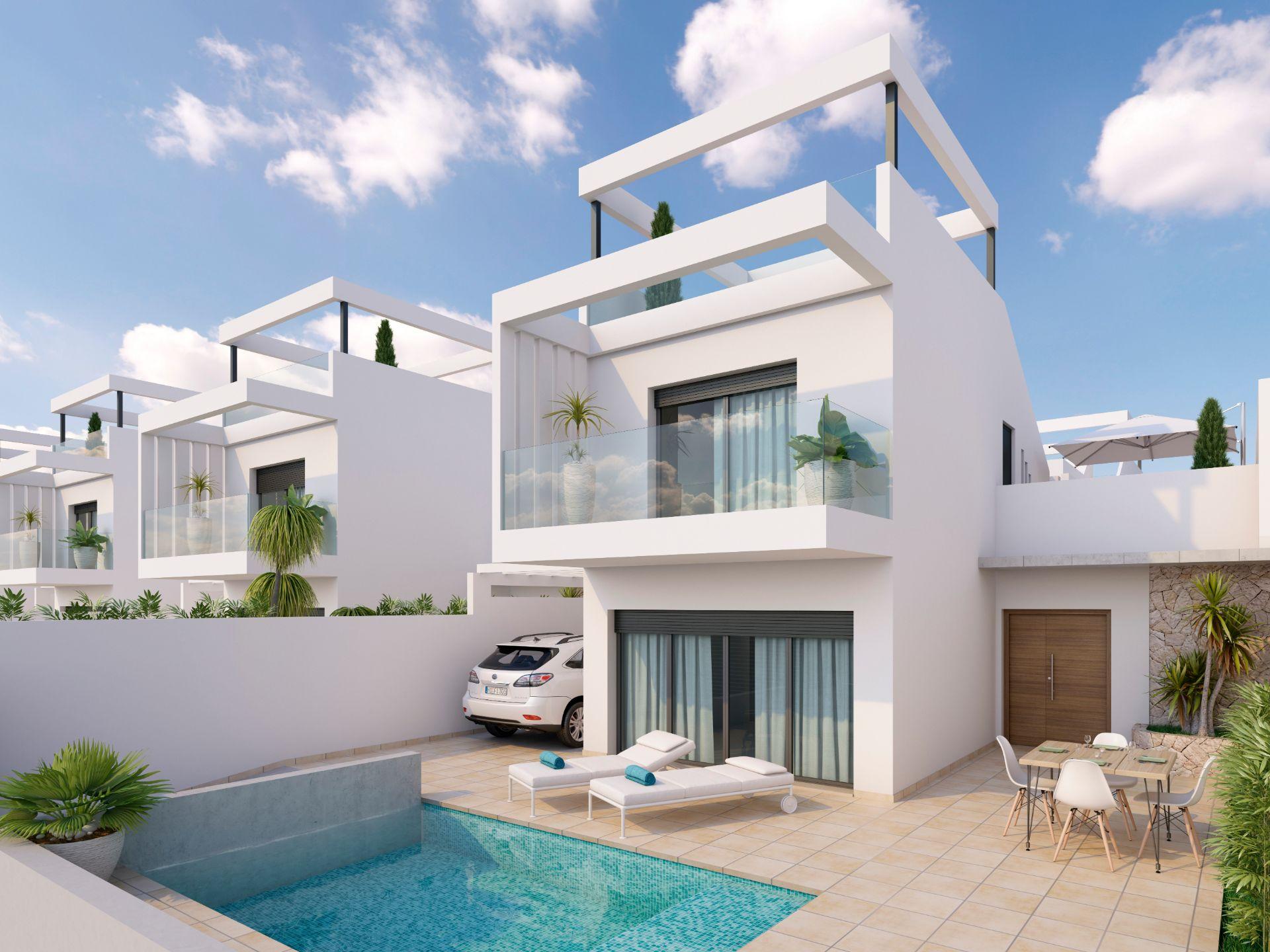 Luxury Villa in San Javier, Roda Golf, for sale