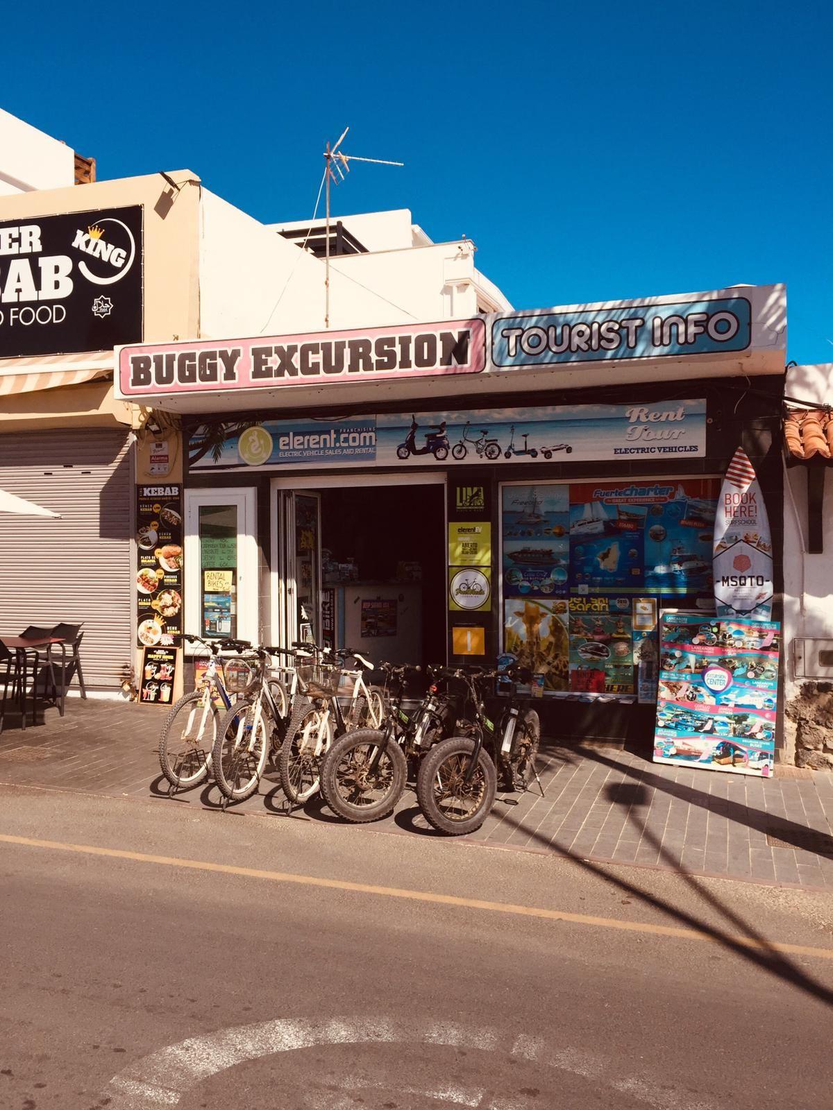 Local comercial en Corralejo, traspaso