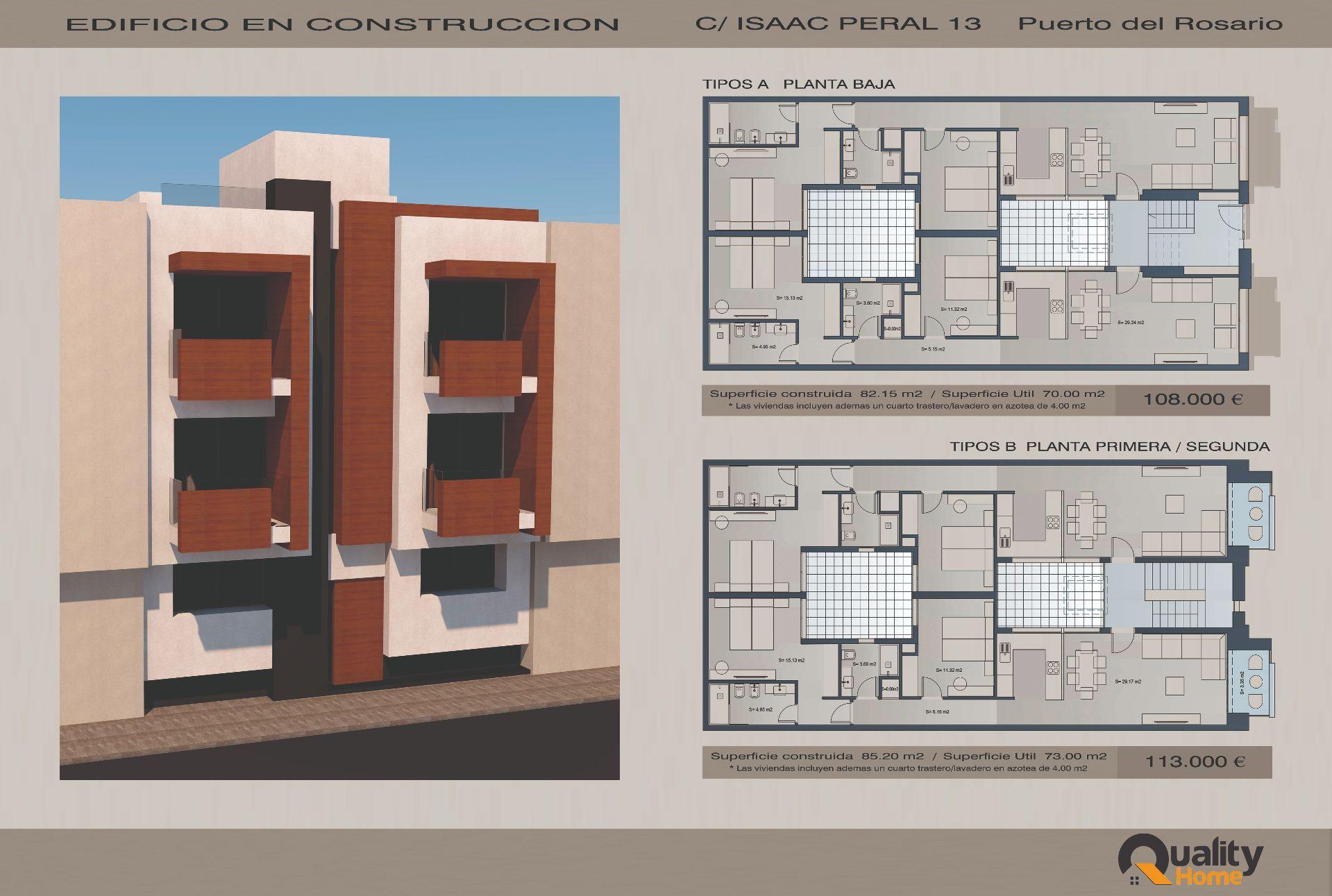 Edificio en Puerto del Rosario, FABELO, venta
