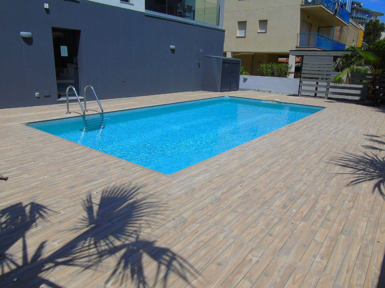 Appartement à Roses, Santa Margarita, location de vacances
