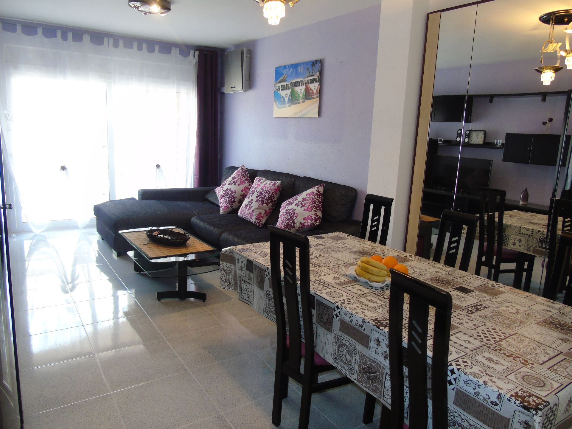Apartment in Roses, holiday rentals