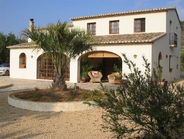 Country House in Benissa, QUISI, for sale