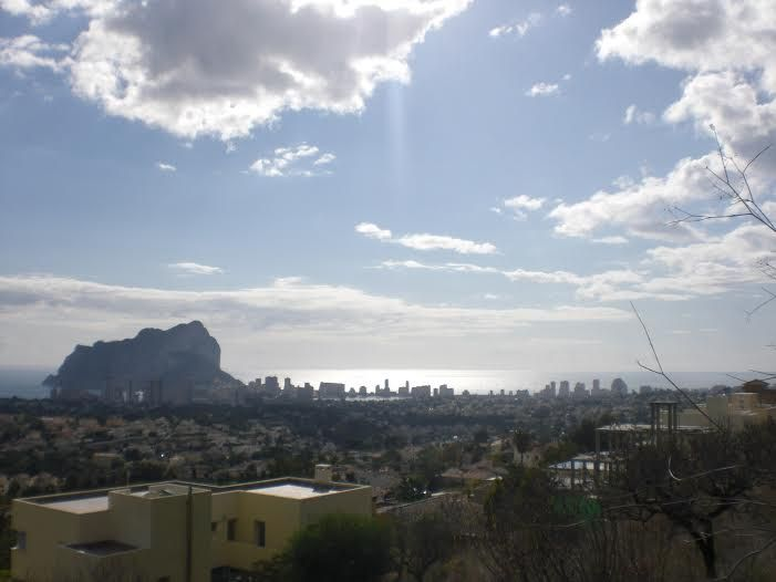 Plot in Calpe / Calp, for sale