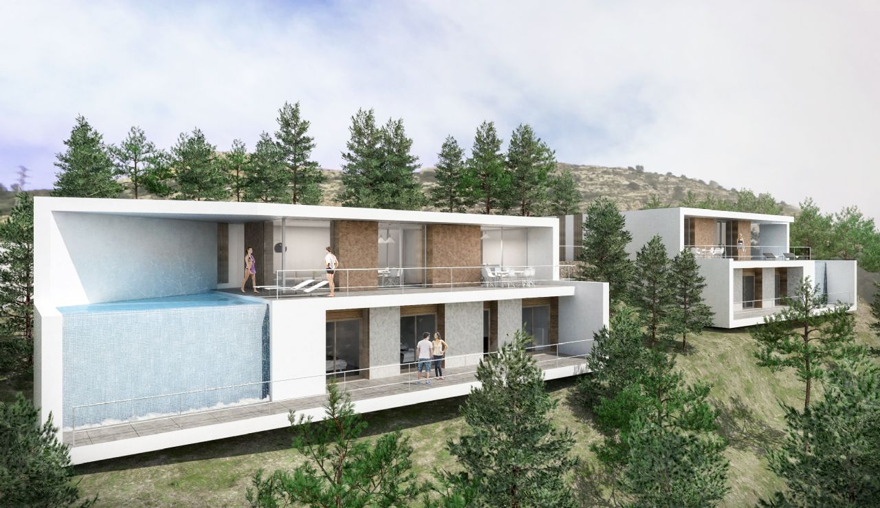 Villa in Calpe / Calp, Partida Empedrola II, for sale