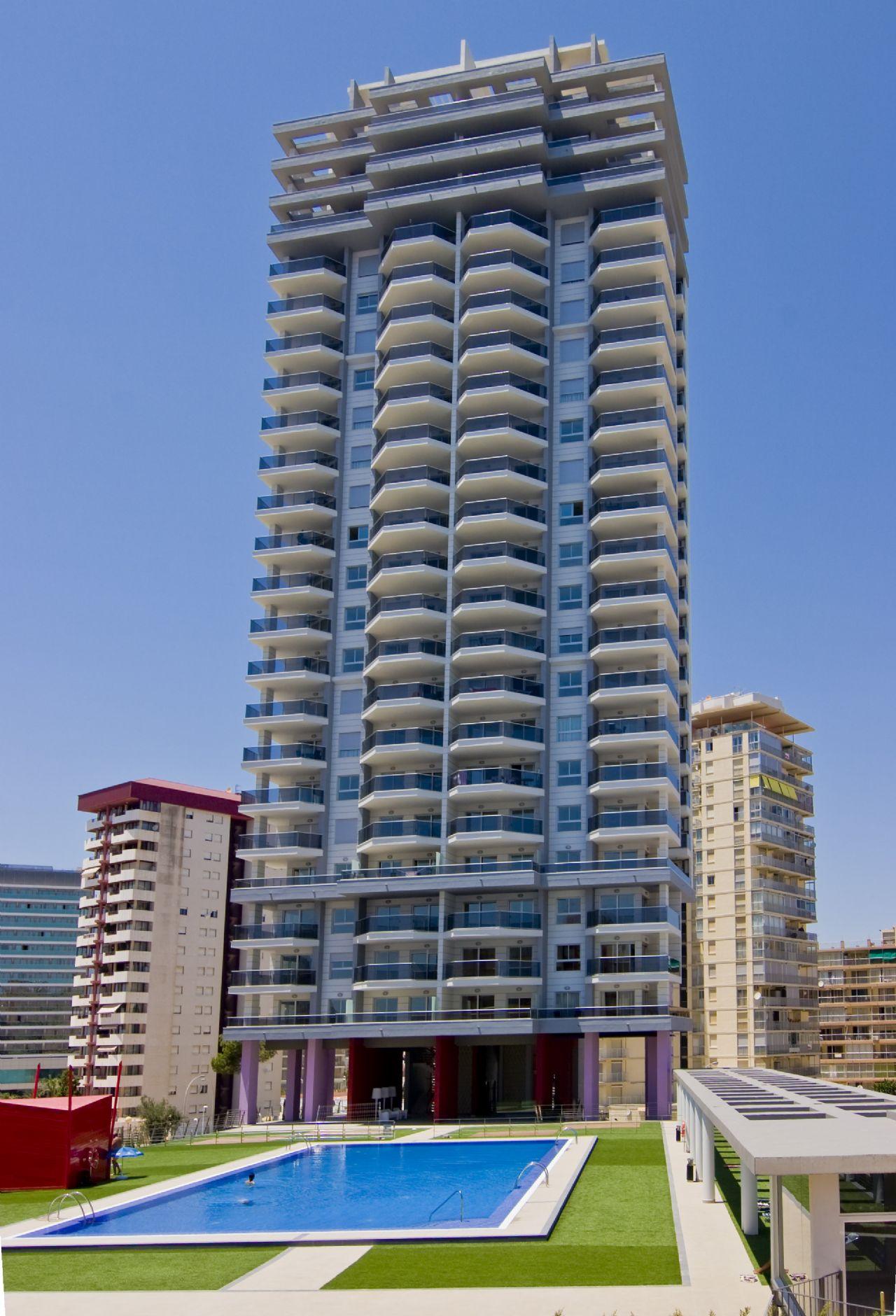 Apartment in Calpe / Calp, EDIF ENTREMARES, verkauf