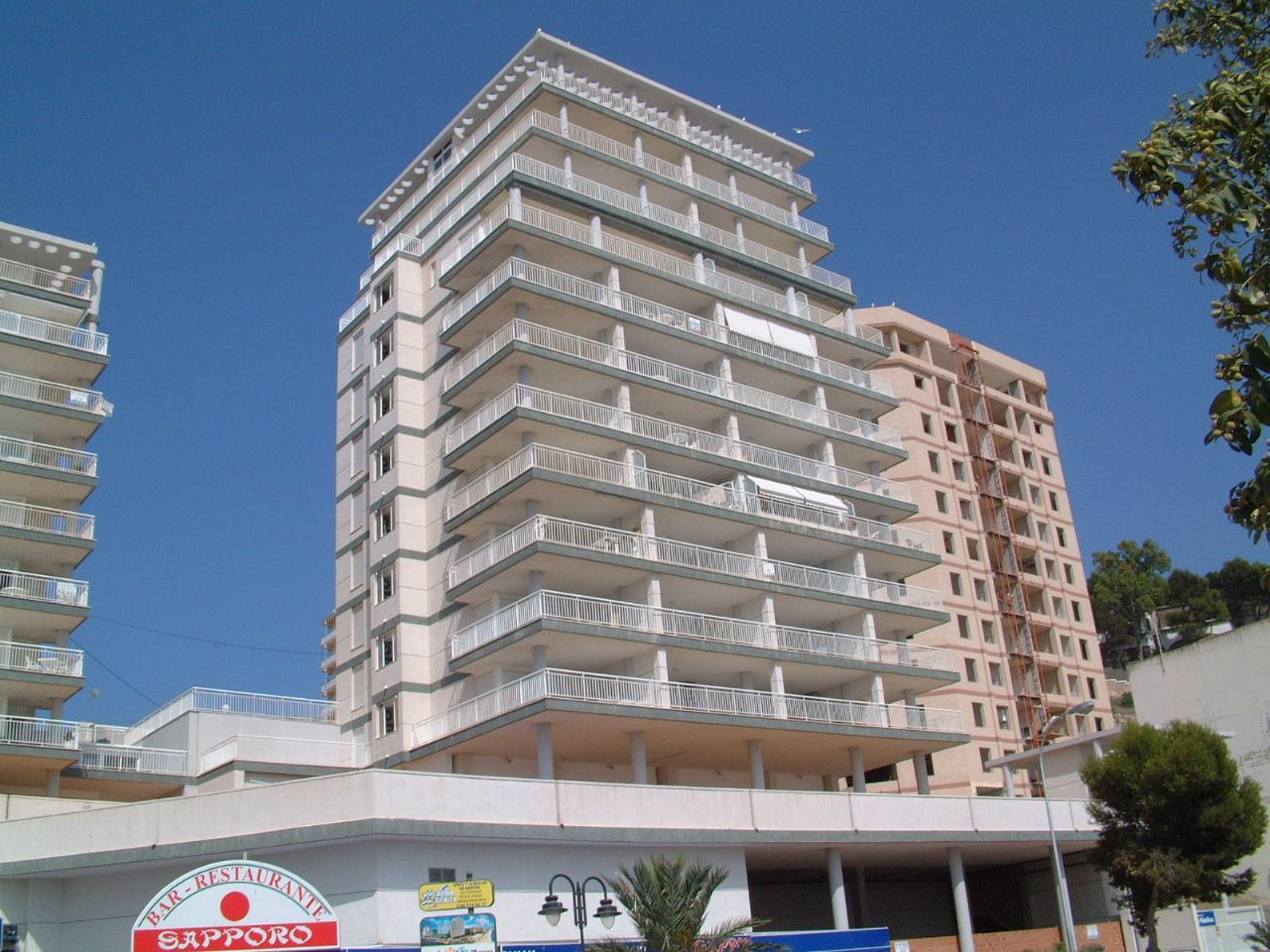 Penthouse in Calpe / Calp, RESID CLUB NAUTICO, for sale