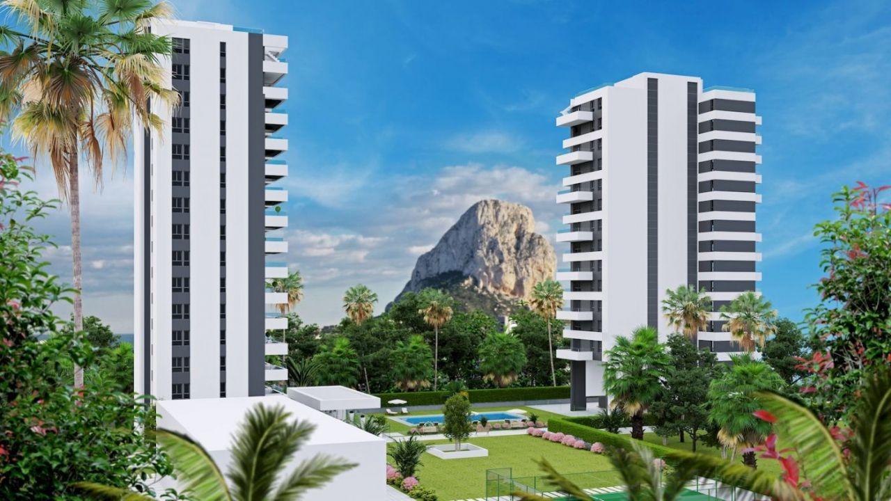 Apartment in Calpe / Calp, EDIF ALEXIA, for sale