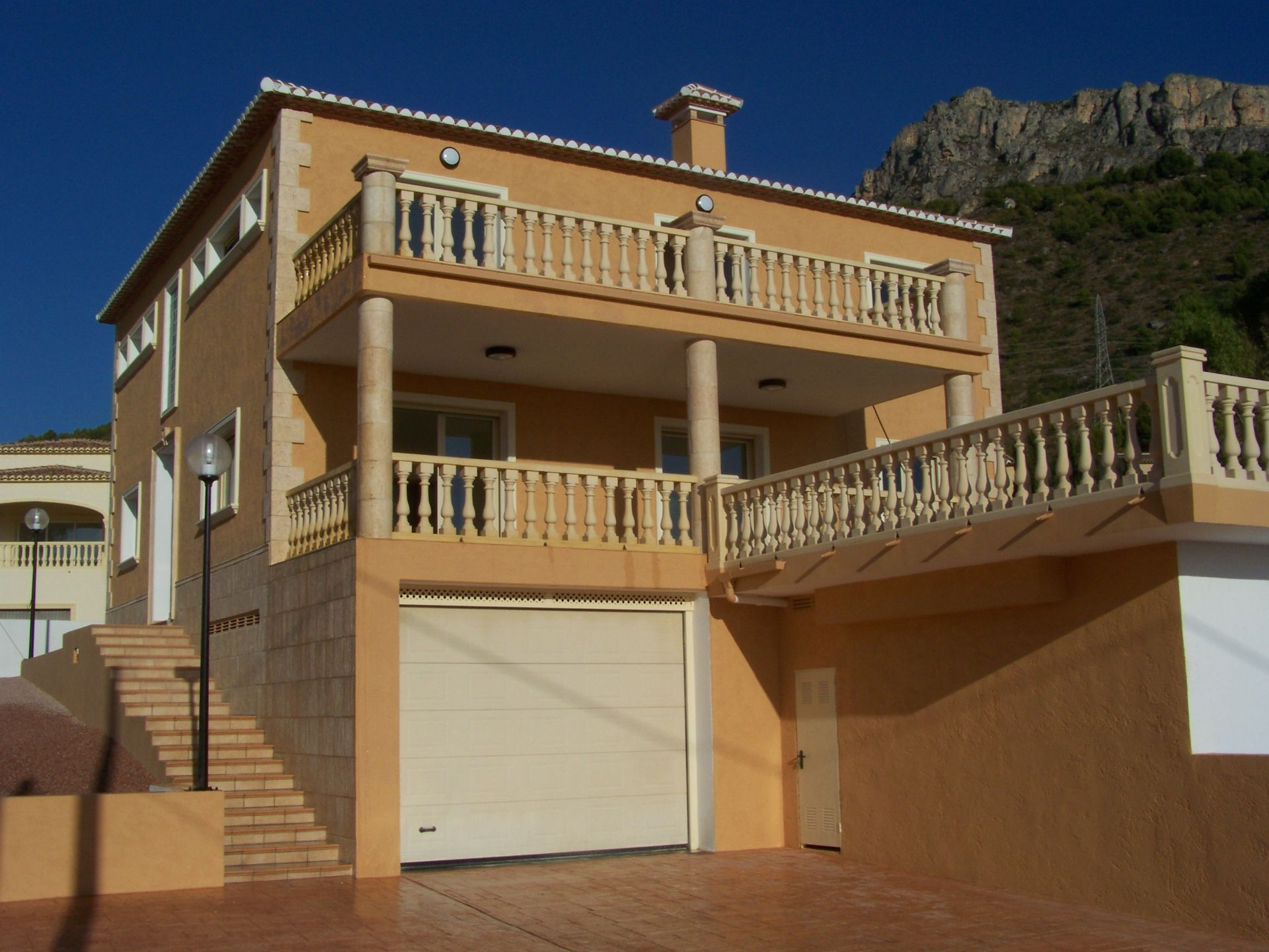 Villa in Calpe / Calp, canuta, for sale