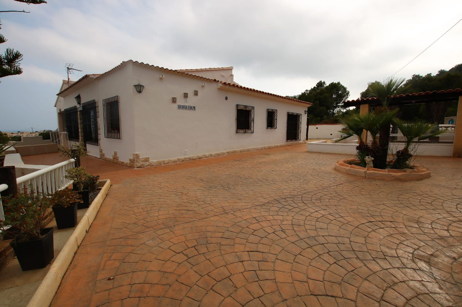 Villa in Calpe / Calp, PARTIDA ESTACION I, for sale