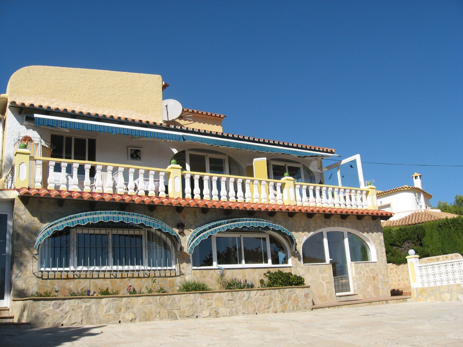 Villa in Calpe / Calp, URB ORTEMBACH, for sale