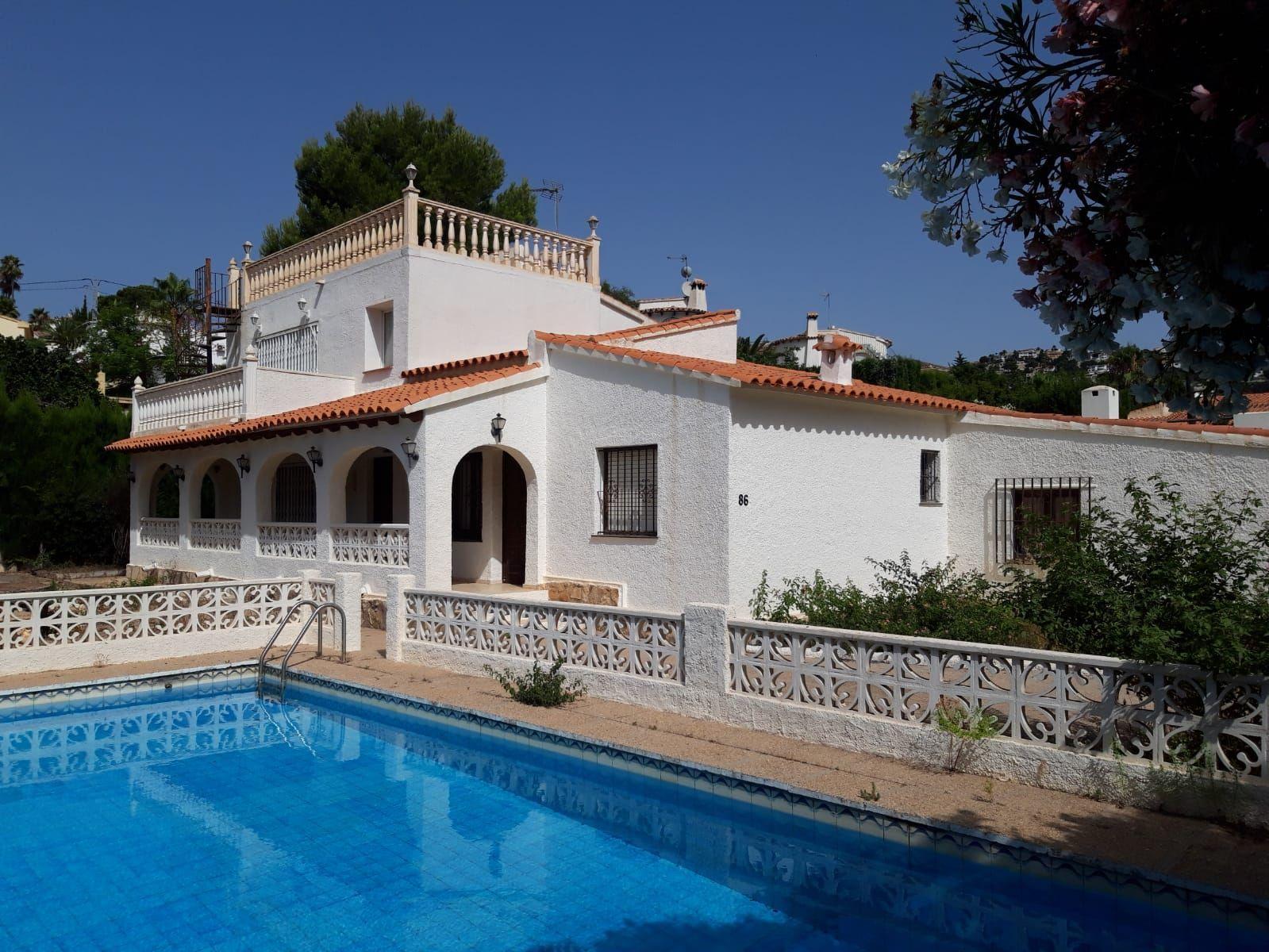 Villa in Benissa, SAN JAIME, for sale