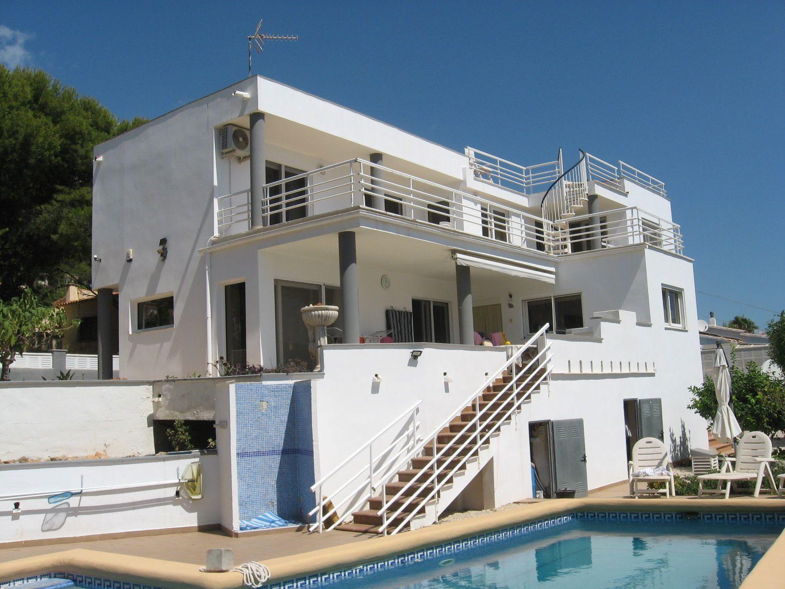 Villa in Calpe / Calp, ESTACION I, for sale