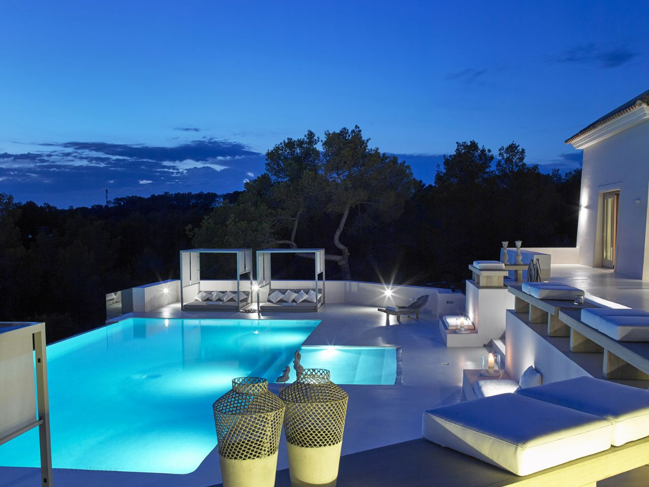 Villa in Sant Josep de sa Talaia, Cala Tarida, for sale