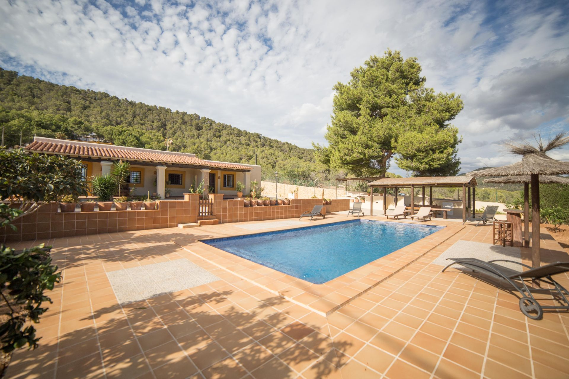 Villa in Sant Josep de sa Talaia, Es Cubells, for sale