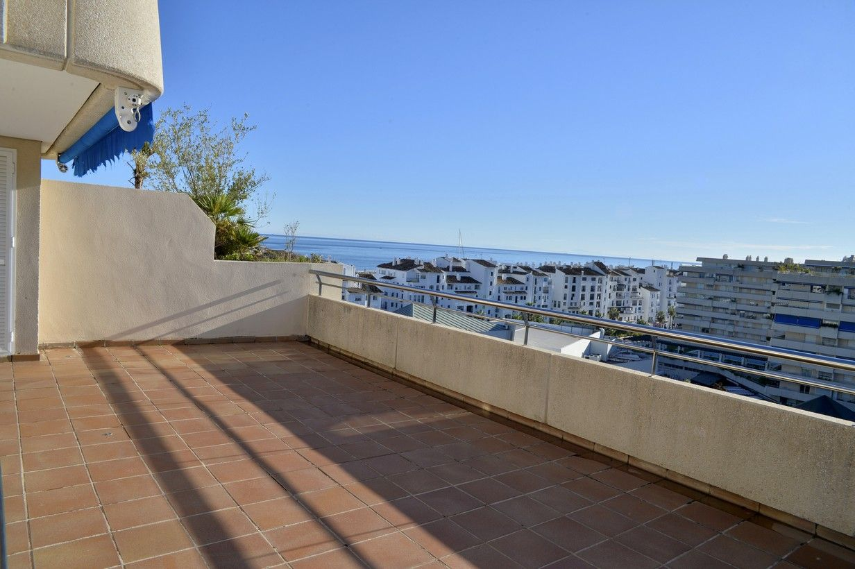 Ático en Marbella, Puerto Banus, venta