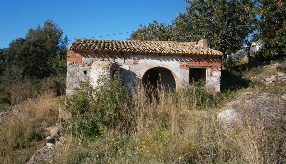 Casa de campo en Gata de Gorgos de 1 habitaciones
