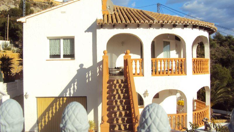 Villa in Altea, Urb.Finca Alhama de Candela, for sale