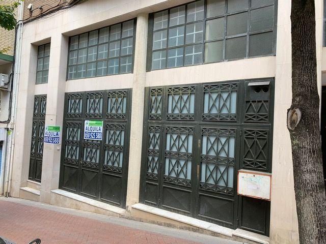 Local comercial en Alcoy, El Camí, alquiler