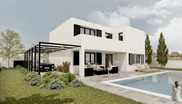 Villa in Calpe / Calp, Urbanizaciones, for sale