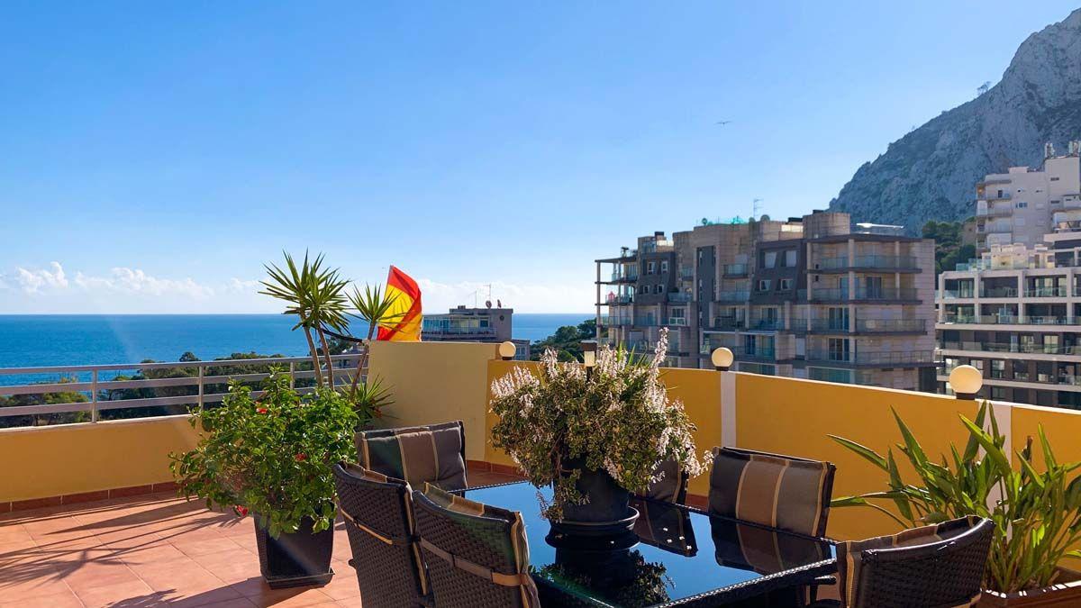 Appartement in Calpe / Calp, Playa Fosa, te koop