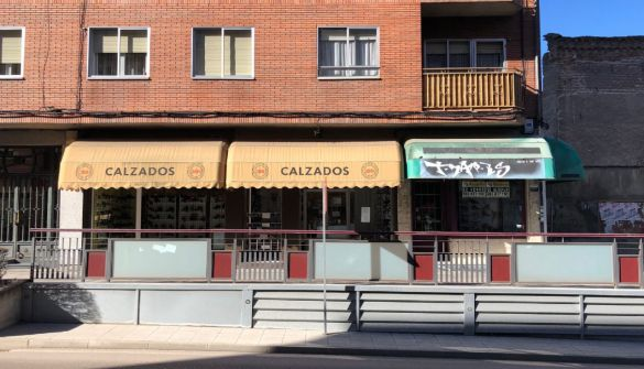Local comercial en Medina Del Campo