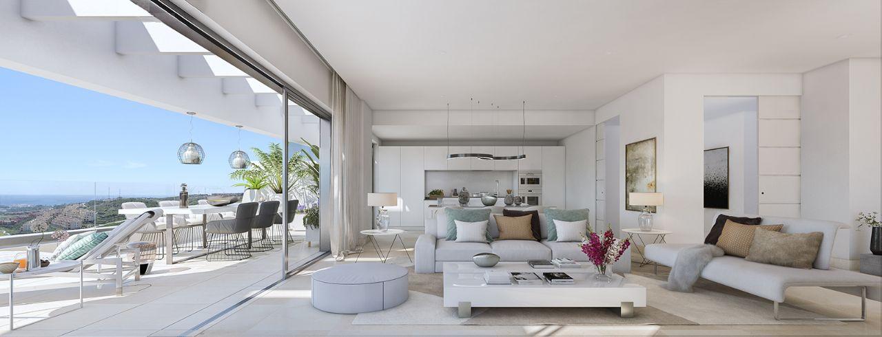 Apartment in Estepona, GOLF, for sale