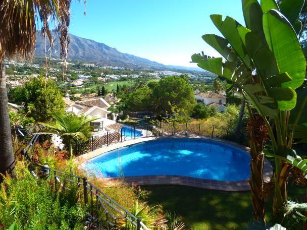 Luksussvilla i Marbella, NUEVA ANDALUCIA, salg