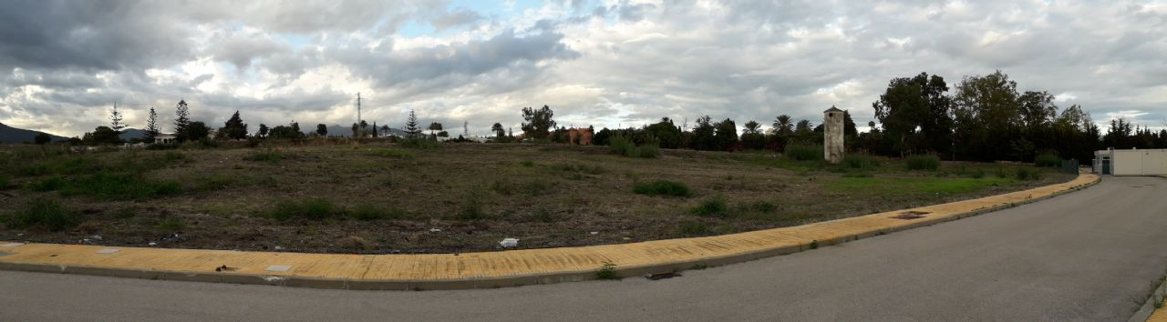 Urban Plot in Estepona, ENTRE GUADALMANSA Y HOSPITEN, for sale