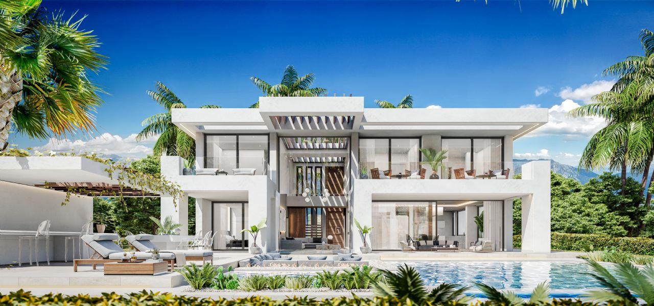 Luxury Villa in Estepona, GOLF, for sale
