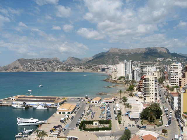 Penthouse in Calpe / Calp, RESIDEN CLUB NAUTICO, for sale