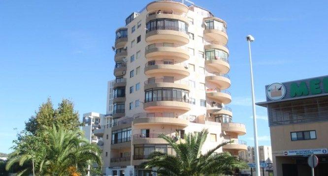 Apartamento en Calpe / Calp, EDIF ALAMO, venta