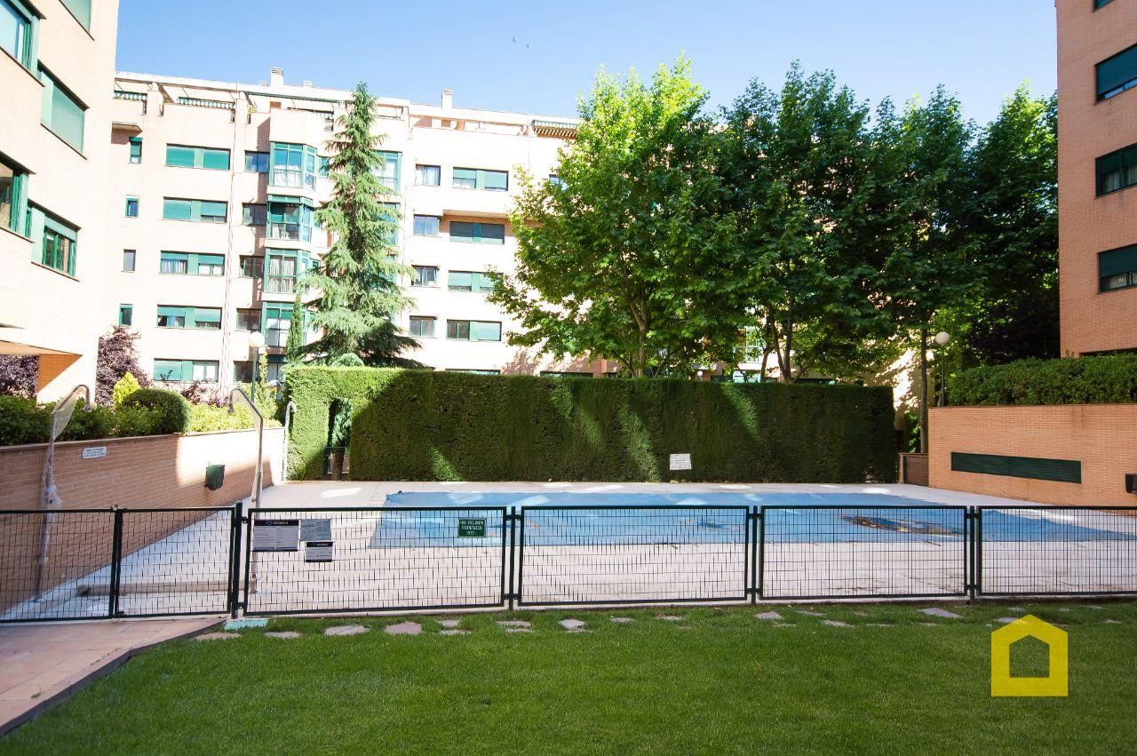 Piso en Madrid, Barajas-Alameda de Osuna, venta