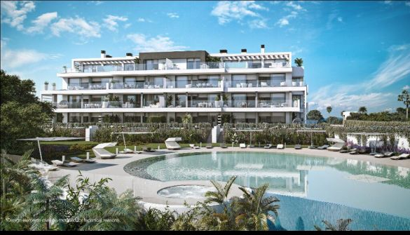 New Development of apartments in Fuengirola