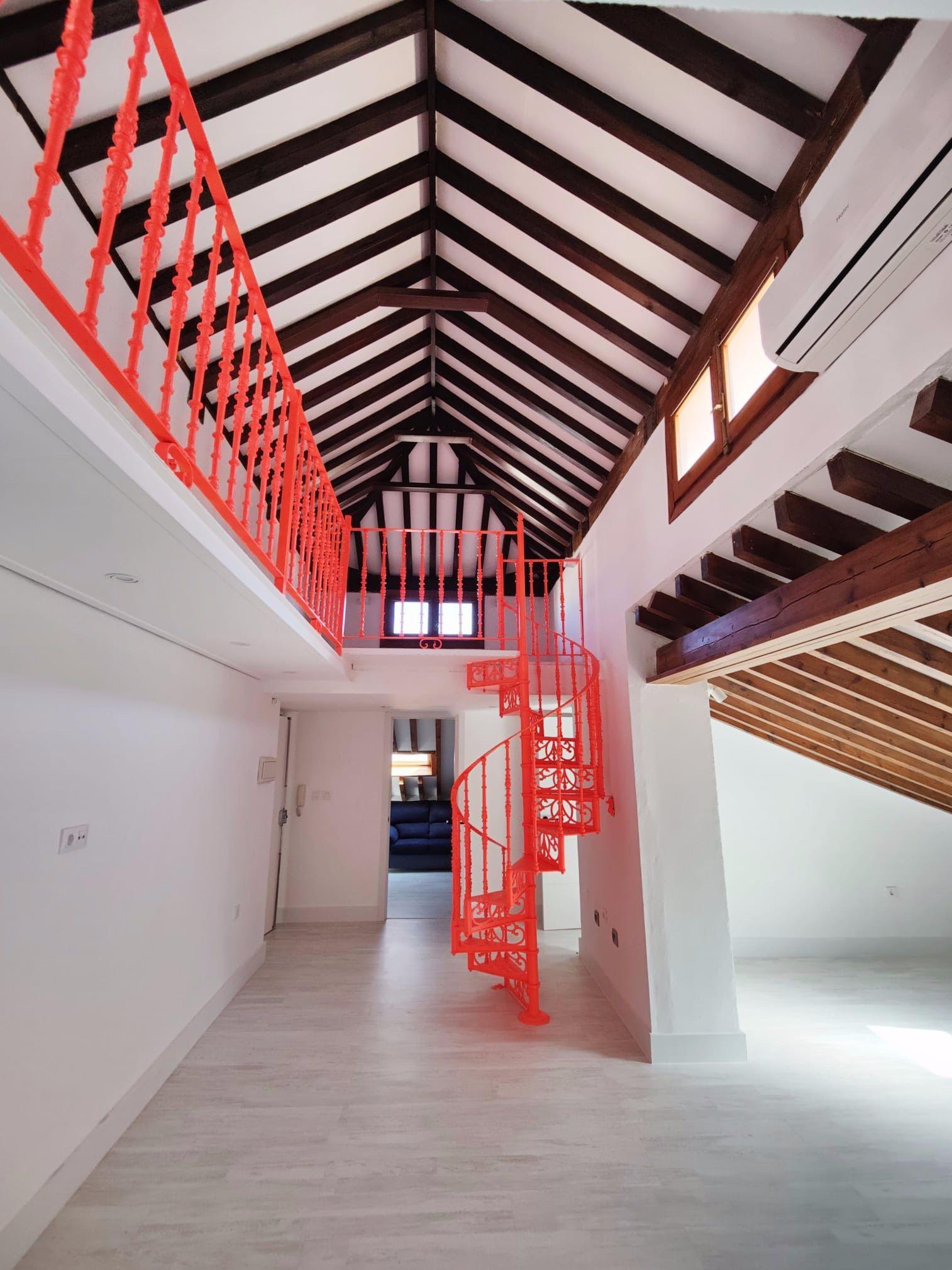 Penthouse in Málaga, casco antiguo, for sale