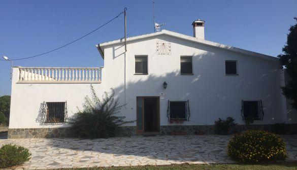 Finca rústica en Sant Esteve De Palautordera de 7 habitaciones
