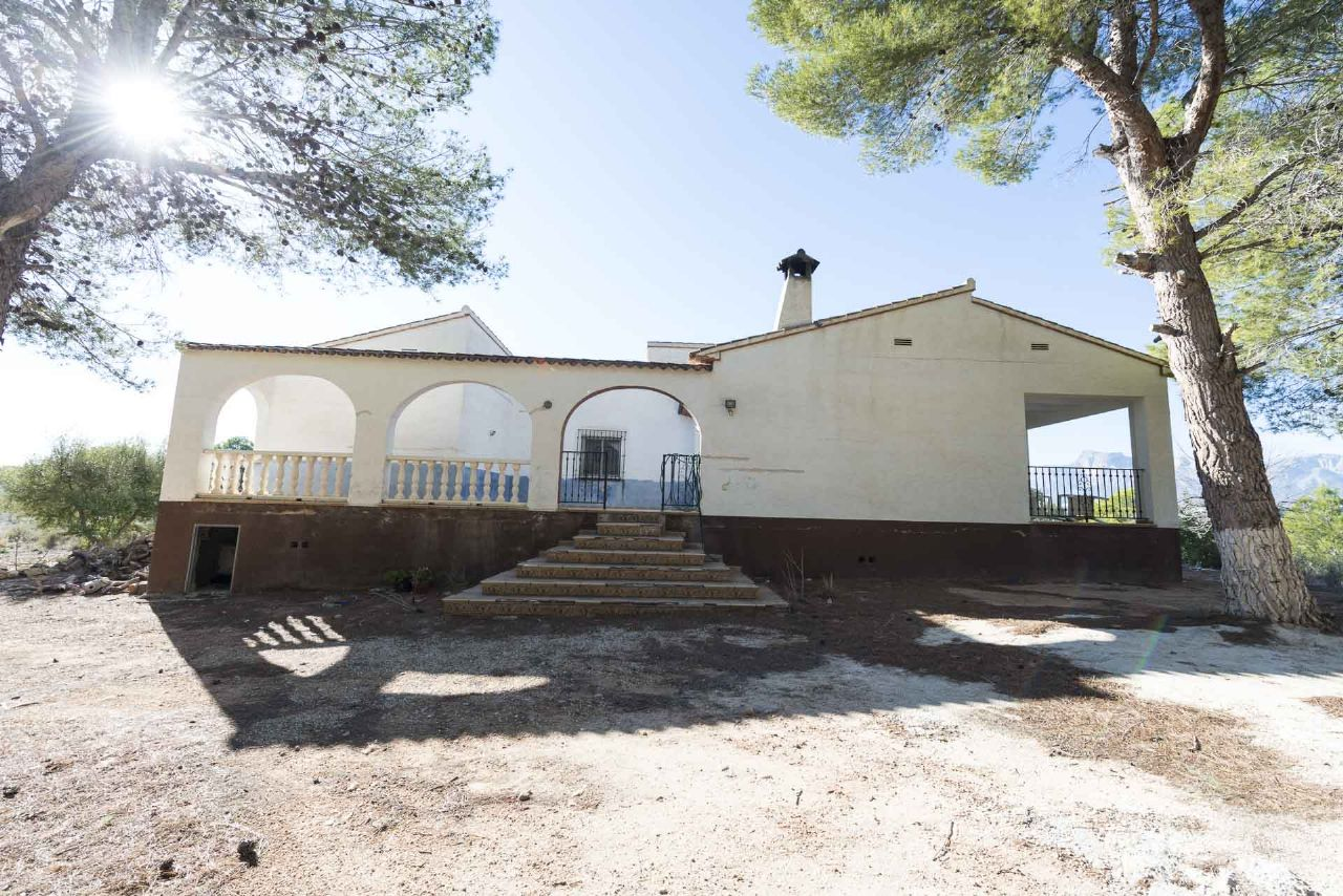 Country House in Altea, Sogay, for sale