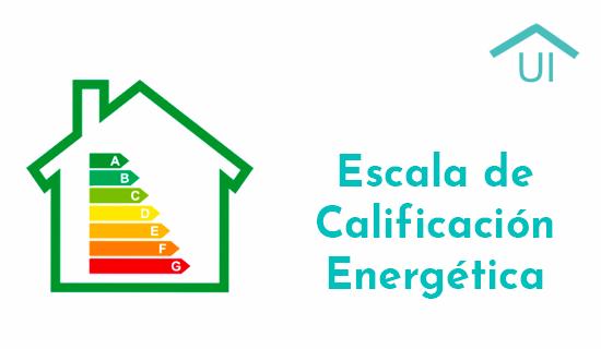 Escala de Calificación Energética