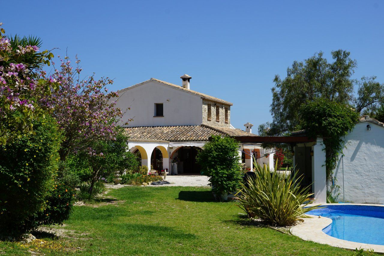 Villa in Benissa, Benimarraig, for sale