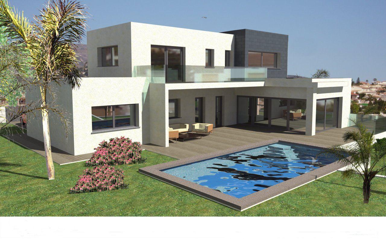 Villa in Calpe / Calp, Urbanizacion, te koop
