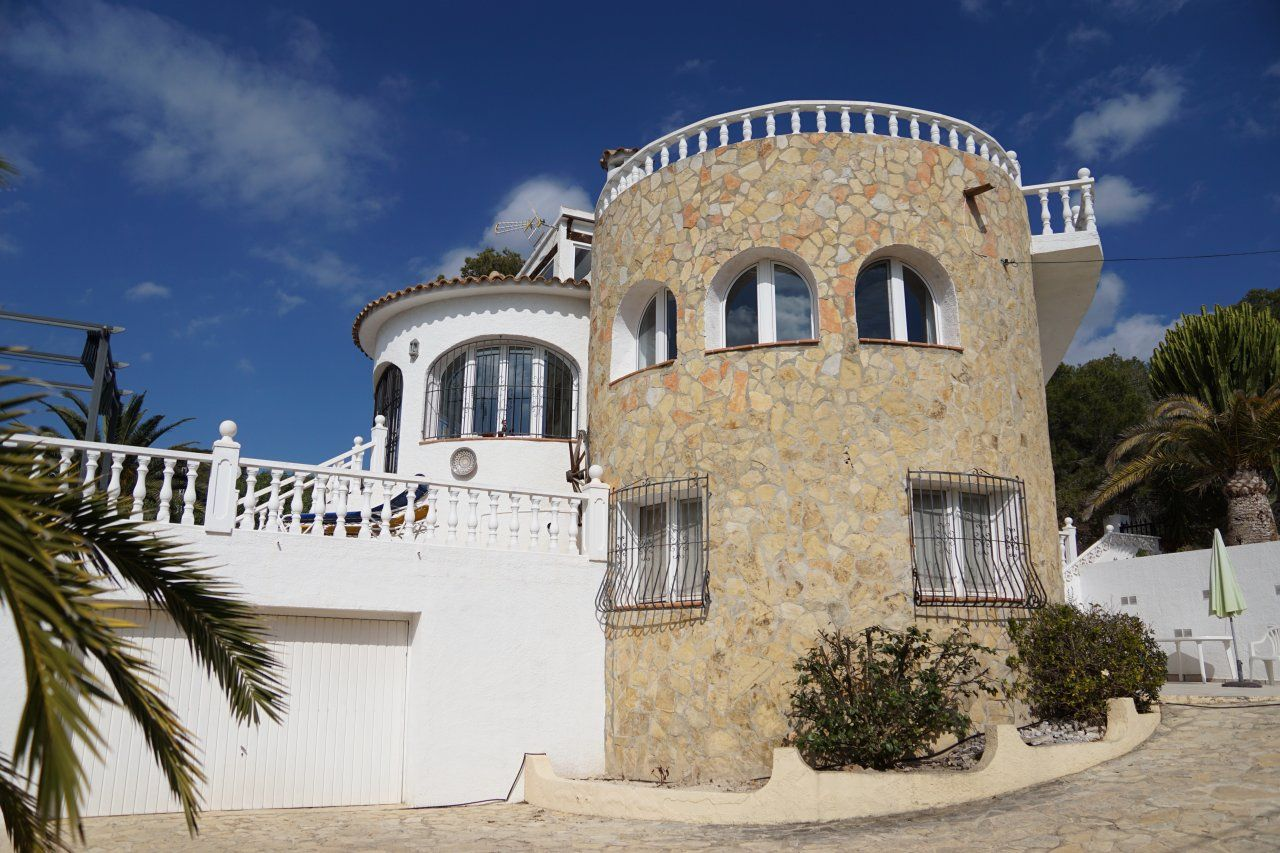 Villa in Benissa, Fanadix, for sale