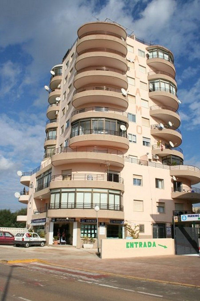 Apartment in Calpe / Calp, Playa de la Fosa, for sale