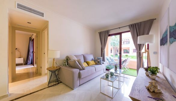 New Development of apartments in Alcázares, Los