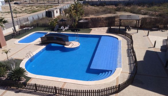 Penthouse in Alcázares, Los, serena golf, for sale