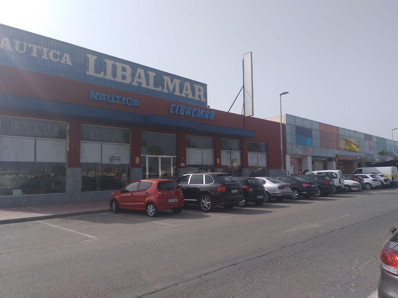 Commercial property in Alcázares, Los, Policia Los Alcázares, for sale